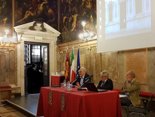 Presentazione di Fondamenta Novissima all'Ateneo Veneto | Studio C and C