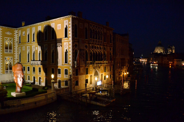 Venezia, Palazzo Franchetti, Jaume Plensa, Rui Rui, 2013 | Studio C and C
