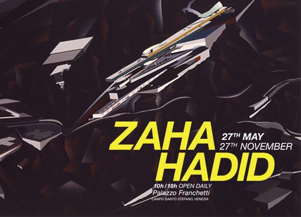 Zaha Hadid, Palazzo Franchetti, Venezia, 2016