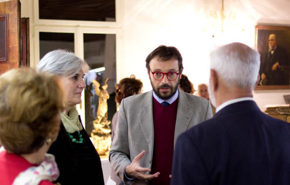 Studio C and C | Inauguration of Sala Luzzatti, Istituto Veneto