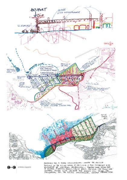 Trieste, Expo Feasibility Plan | Studio C and C