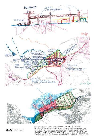 Trieste, Expo Feasibility Plan | Studio CandC