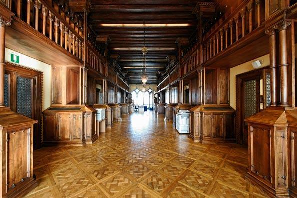 Studio C and C | restauro e ri-funzionalizzazione di Palazzo Franchetti, Venezia