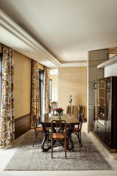 Montecarlo, private house, restoration, furnishing (with Charisma) | C and C