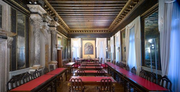 Istituto Veneto, Palazzo Loredan, Venice, restoration | Studio CandC