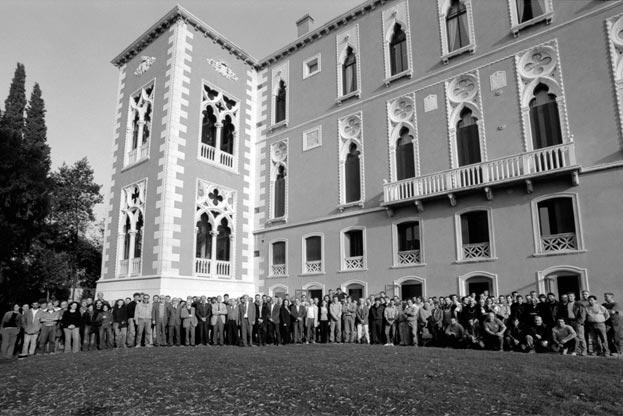 Fine del restauro di Palazzo Franchetti | C and C architettura ingegneria