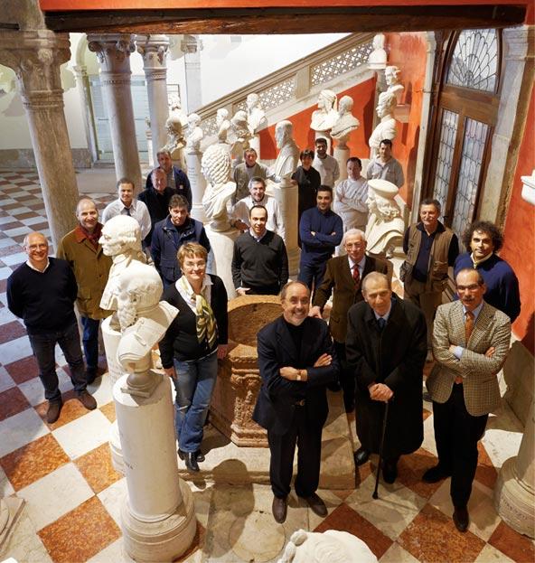 Fine del restauro di Palazzo Loredan | C and C architettura ingegneria