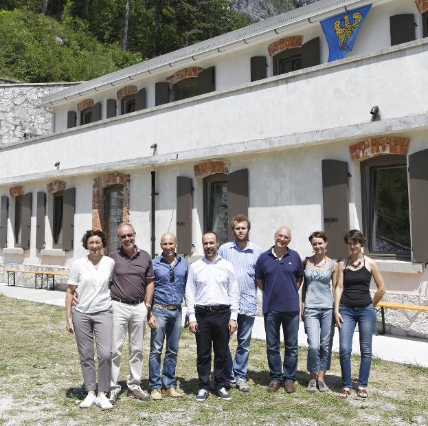 Forte Col Badin - MGGM, inaugurazione | C and C architettura ingegneria
